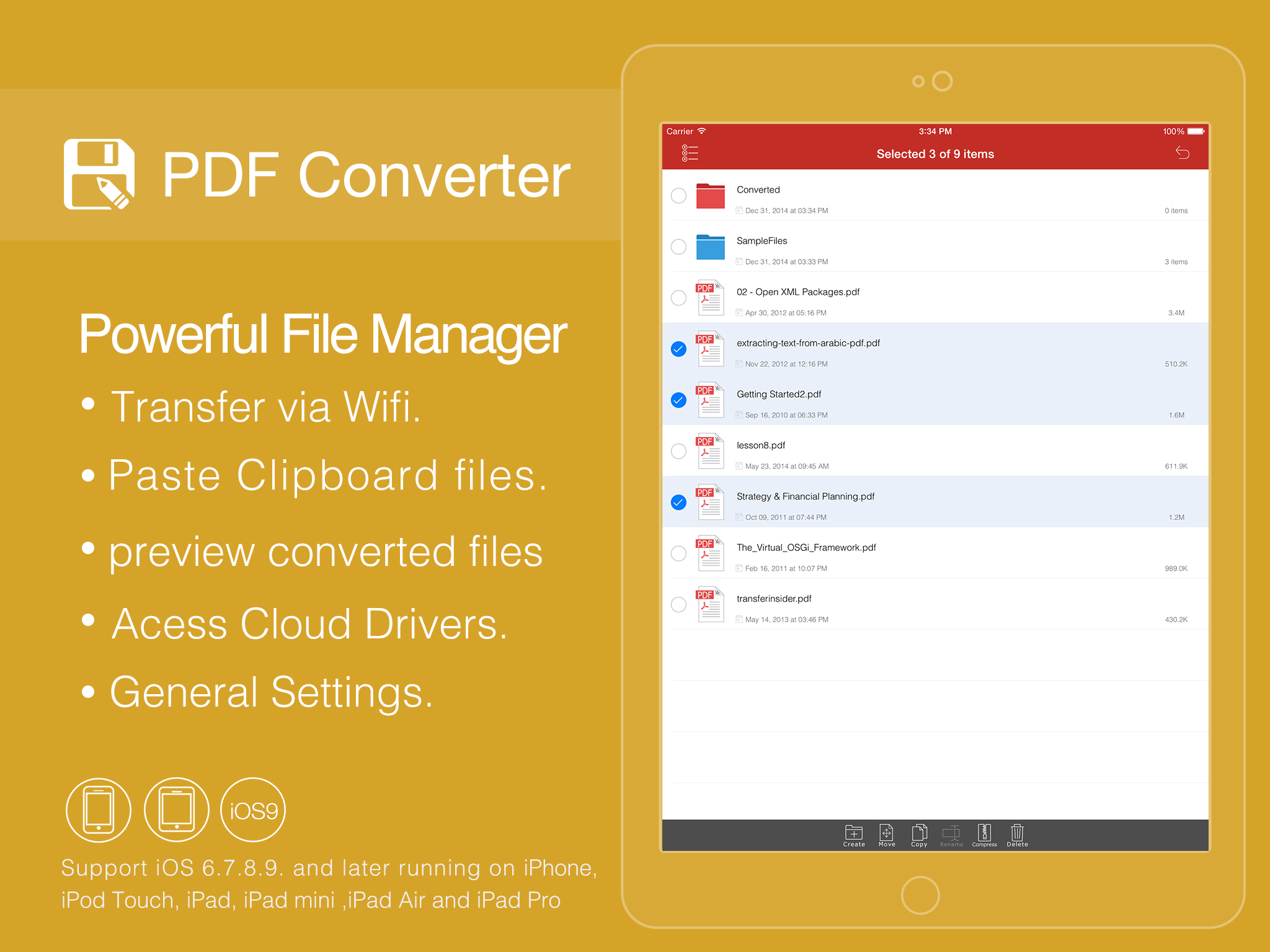 how to open a docx file on an ipad
