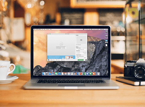 how to change from docx to pdf mac