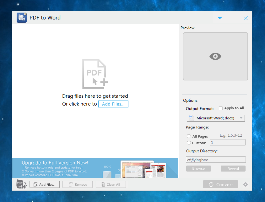 how to make a pdf file into word