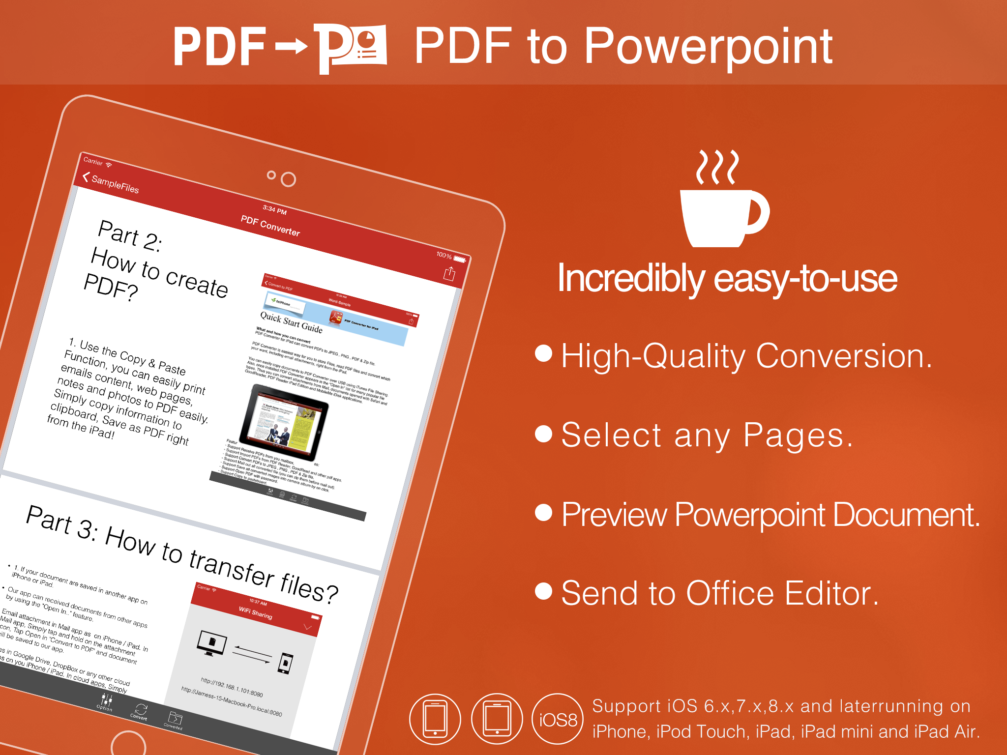 what is considered good pdf file