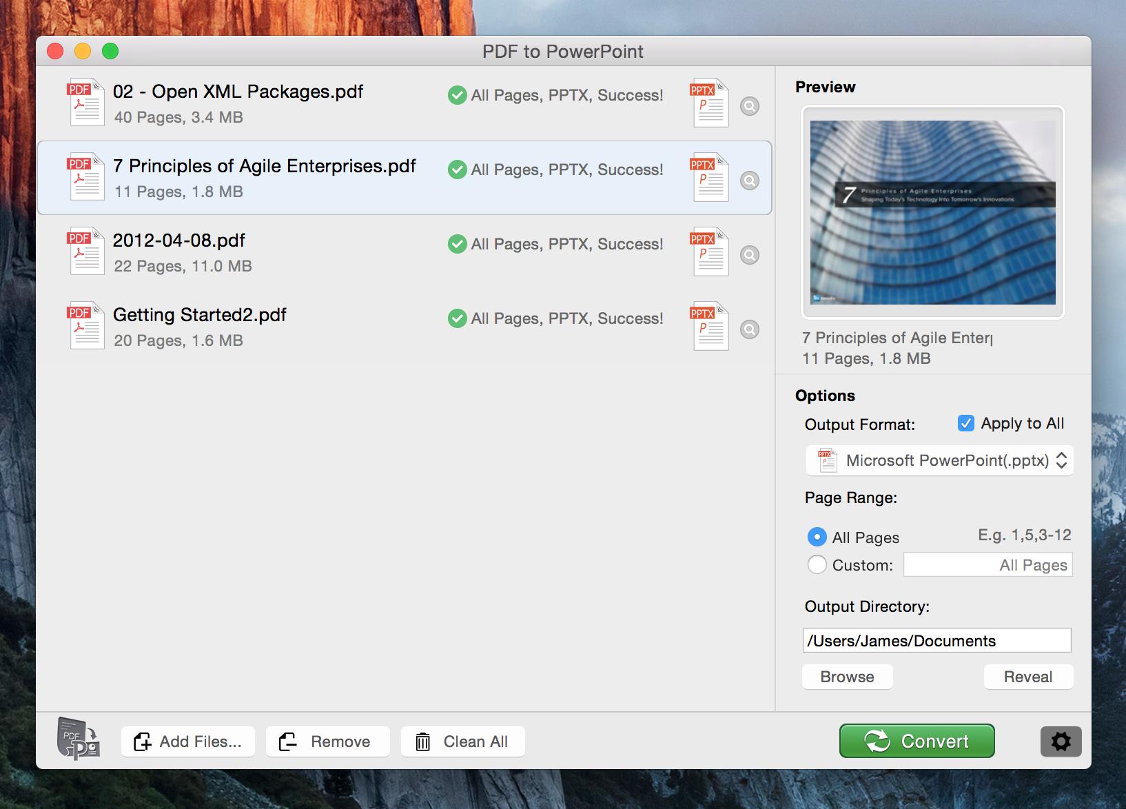 Pdf To Powerpoint For Mac Pdf To Pptx Pdf To Ppt Pdf