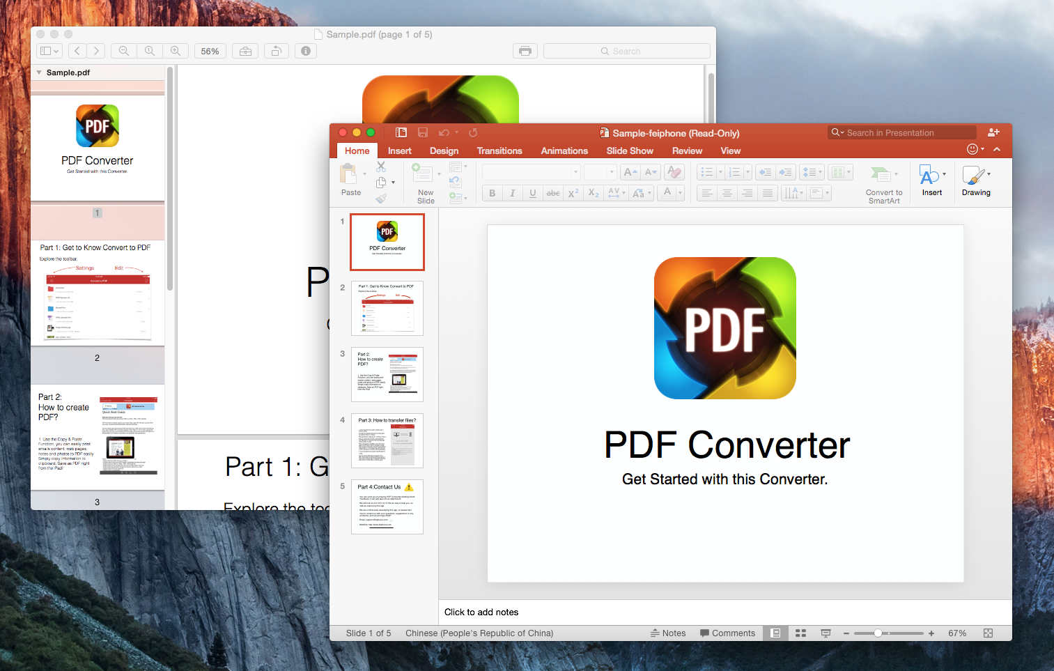 pdf to powerpoint for mac convert pdf files to microsoft office