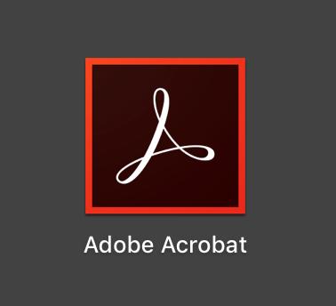 How to print to PDF from Adobe Acrobat XI on Macintosh