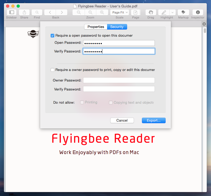 Part 1. How to Edit Protected PDF File on Mac (macOS Mojave Compatible)