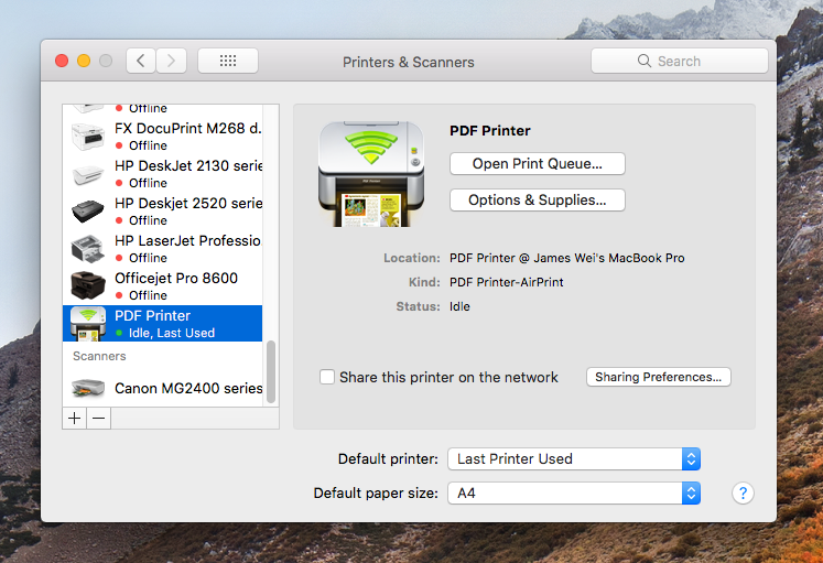 The new version of PDF Printer for Mac v3 0 released - Release Notes