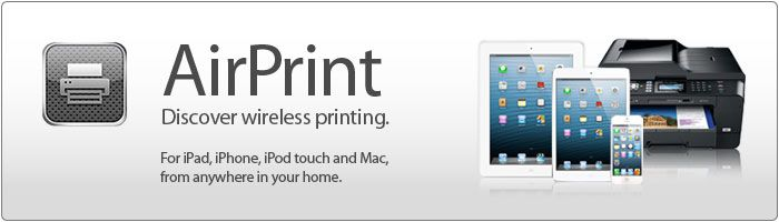 what is apple airprint - flyingbee software support
