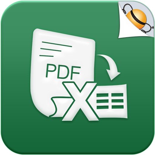pdf to excell